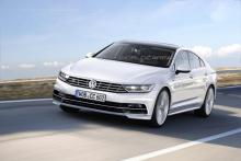 Volkswagen Passat CC, новый пассат, фольксваген