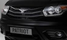 UAZ Patriot 2014