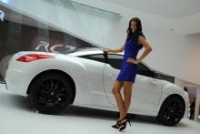автомобильные новости, Peugeot RCZ