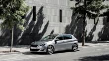 Новый Peugeot 308