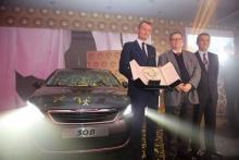 PEUGEOT 308 – автомобиль года в Марокко