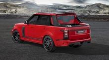 автомобильные новости, range rover, startech