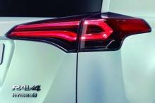 автомобильные новости, Toyota RAV4, Toyota RAV4 гибрид, кроссоверы тойота