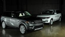Range Rover HSE Td6 и Range Rover Sport HSE Td6.