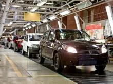 Завод Renault отправляет работников в вынужденный отпуск