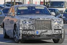 Автомобильные новости Воронежа, Автомобильные новости Черноземья, carzclub, автомобили, Rolls-Royce Phantom, spy shots, Rolls-Royce