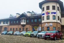 Автомобильные новости Воронежа, Rosa Run, лада, веста, XRAY, купить лада, купить калину, купить гранту, воронеж-авто-сити LADA Vesta