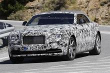Автомобильные новости Воронежа, Rolls-Royce Dawn, мотор-шоу во Франкфурте