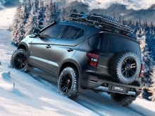 GM-АвтоВАЗ, новая Chevrolet Niva