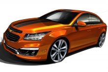 Chevrolet for SEMA