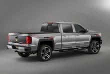 Chevrolet Silverado Toughnology
