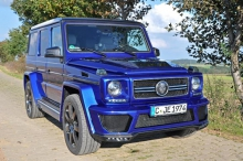 Mercedes-Benz G-Class by German Special Customs