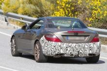 автомобильные новости воронежа, SLC 450 AMG Sport, тест-драйв Mercedes, спортивные купе мерседес