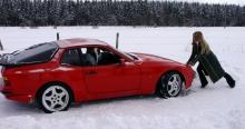 снег, заносы, снежная дорога