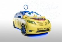 Спанч Боб от Toyota