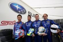 ООО Субару Мотор, Subaru WRX STI NBR Challenge, Нюрбургринг, Subaru STI, 24 часа Нюрбургринга