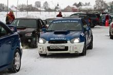 Состоялся третий этап зимнего Кубка SUBARU TEAM RUSSIA Winter Cup