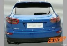Автомобильные новости, китайская копия, Porsche Macan, Zotye T700, китайские порше