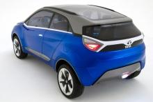 Tata выпустит уменьшенную копию Range Rover Evoque