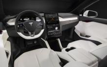автомобильные новости, тесла, tesla кроссовер, тесла X model, Tesla X Model