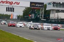 автомобильные новости, новости автоспорта, российские кольцевые гонки, amg motorsport