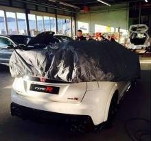 Новый Civic Type R