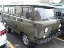 Автомобильные новости Воронежа, УАЗ, УАЗ-452, буханка