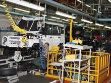 УАЗ сократит более трети сотрудников