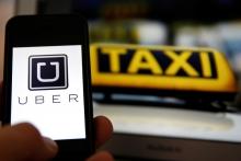 Автомобильные новости Воронежа, Uber, интернет-такси, такси, заказать такси