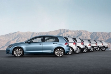 автомобильные новости, Volkswagen Golf, система распознавания жестов