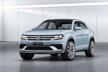 Автомобильные новости Воронежа, VW, Volkswagen Cross Coupe, VW Tiguan, Tiguan, фольксваген
