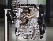 Volvo двигатель