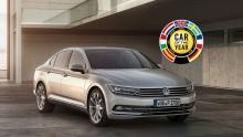 Volkswagen Passat, car of year