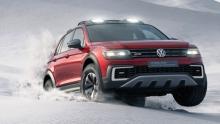Автомобильные новости Воронежа, фольксваген, Volkswagen, VW, Tiguan, купе