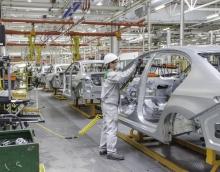 Автомобильные новости Воронежа: в России сокращено производство автомобилей