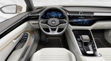 автомобильные новости, Volkswagen C Coupe GTE