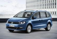 Volkswagen Sharan второго поколения, новый шаран, vw sharan