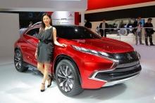 автомобильные новости, Mitsubishi XR PHEV II, Mitsubishi ASX 2016, ASX Evo