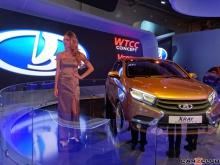 автомобильные новости, новый логотип лады, стив маттин, vesta, xray, купить лада в воронеже, воронеж-авто-сити