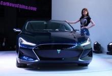 Автомобильные новости Воронежа, Тесла, китайский клон Тесла, Youxia, электромобиль, Youxia Motors